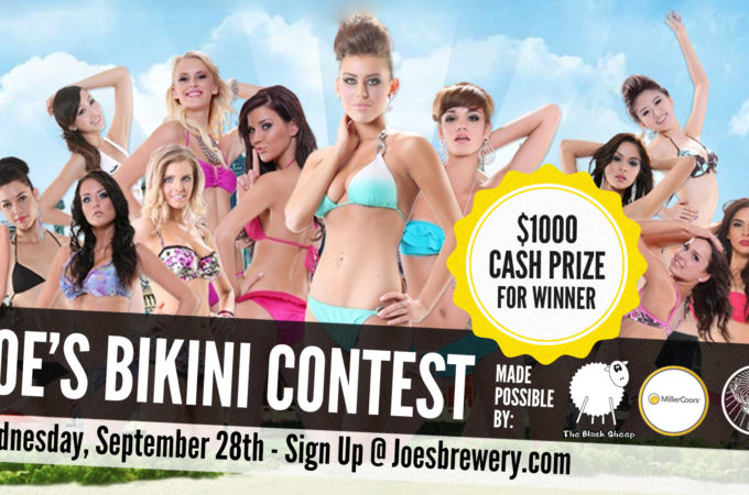 Bikini Contest Sign up